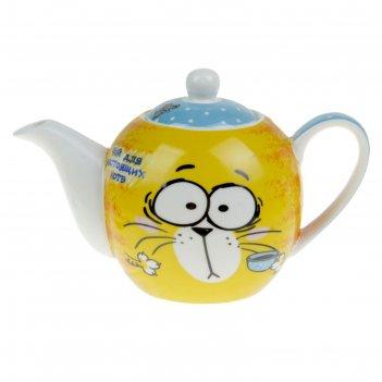 Чайник чай для настоящих котэ, 400 мл