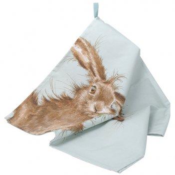 Полотенце pimpernel заяц 74х45см