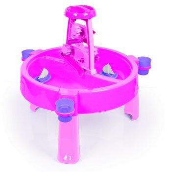 2570 стол песок-вода для девочек dolu
