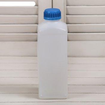 Канистра пищевая, 1 л, белая