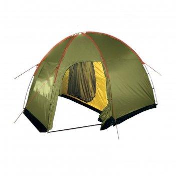 Tramp lite палатка anchor 3 зеленый