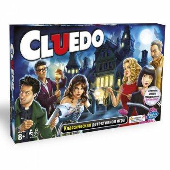 Настольная игра hasbro gaming 38712e76 клуэдо