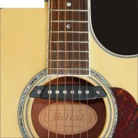 Звукосниматель belcat sh-80 магнитный для акуст. гитары, хамбакер