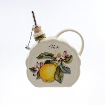 Графин с крышкой caroline artigianato лимоны
