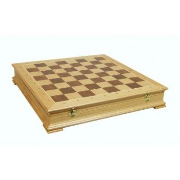 Шахматный ларец стаунтон бук 40мм