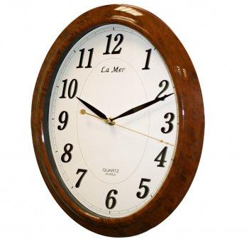 Настенные часы lamer gd 043013 brn