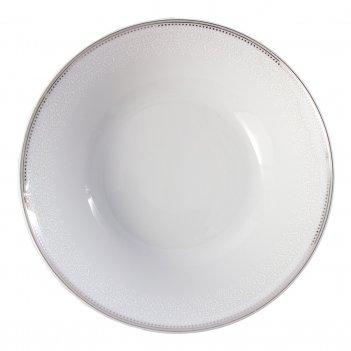Салатник глубокий фарфоровый repast 23 см