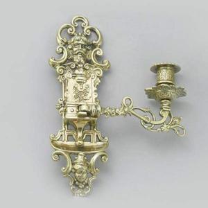 Канделябр настенный на 1 свечу