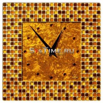 Часы  glass deco s-m1
