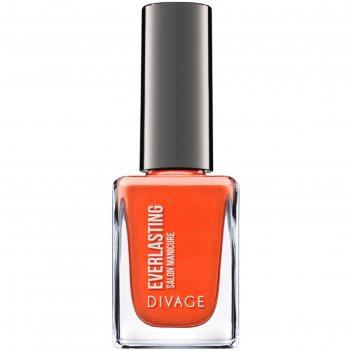 Гелевый лак для ногтей divage, nail polish everlasting g, цвет № 11