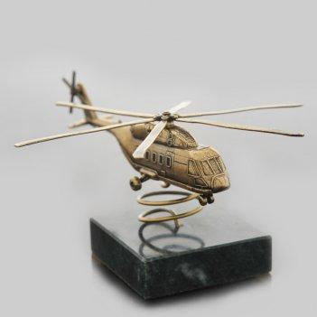 Сувенир вертолет
