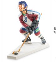 Fo-85541 статуэтка хоккеист (the ice hockey player.forchino)