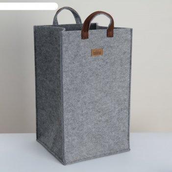 Органайзер для хранения elegance, 30х30х50см