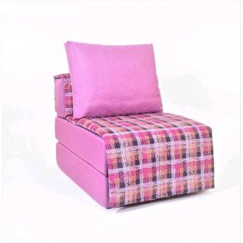 Кресло-кровать «харви» с накидкой-матрасиком, размер 75 x 100 см, сиреневы