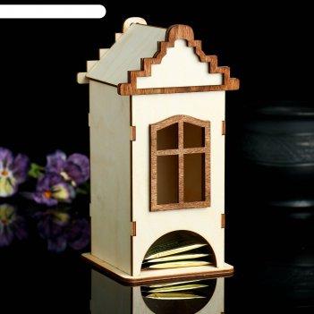 Чайный домик  амстердам 100х100х195