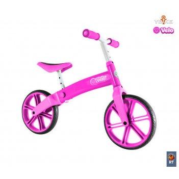100197 y-bike y-volution y-velo balance bike pink