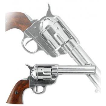 de-1186-nq револьвер кольт, 45 калибр