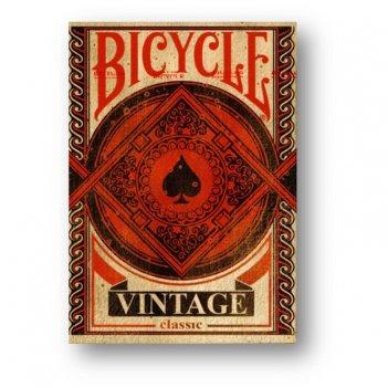 "Карты ""bicycle vintage classic"""