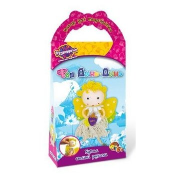 Шьем куклу из флиса фея динь-динь