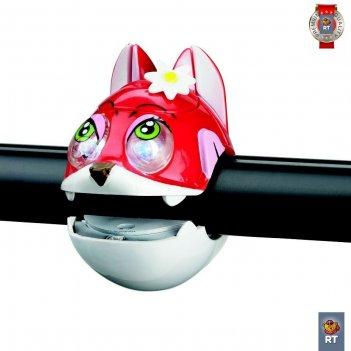 320240 фонарик cat light с брелком-фонариком