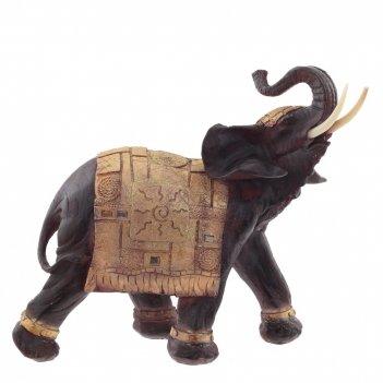Фигурка декоративная слон, l33 w14 h30 см
