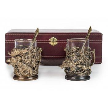 чашки из бронзы