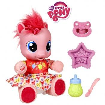 My little pony. пони интерактивная. малютка пинки пай