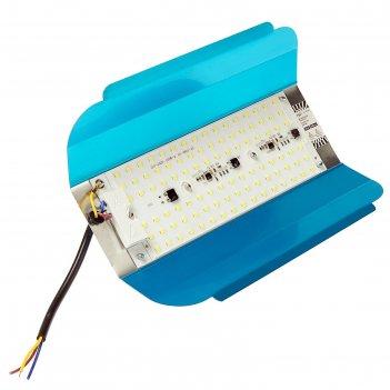 Прожектор светодиодный luazon сдо07-100 бескорпусный, 100 вт, 6500 к, 8000
