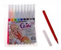 Фломастеры 10цв glam