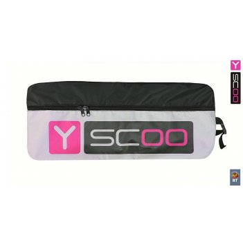 Сумка-чехол для самоката y-scoo 180 цвет розовый