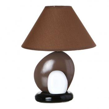 Светильник+абажур высота=38 см.