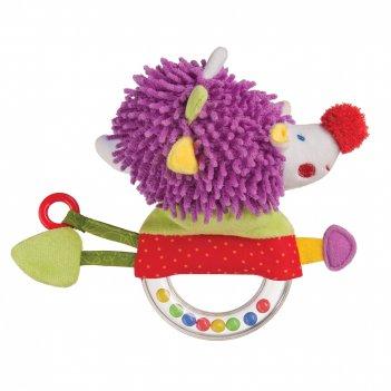 Погремушка happy baby 330356 funny hedgehog