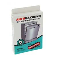 Антинакипин для посудомоечных машин un momento супер концентрат, 5*10мл