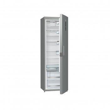 Холодильник gorenje r6192lx, однокамерный, класс а++, объем 370 л, нержаве