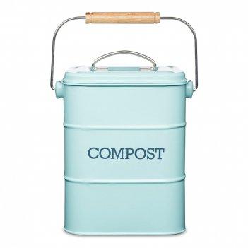 Корзина для мусора, размер: 24 х 16,5 см, материал: нержавеющая сталь, цве