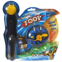 Волчок с контроллером toop single set посейдон: боевой волчёк + контроллер