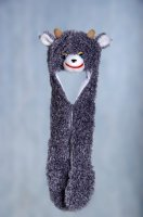 Шапка карнавальная овечка