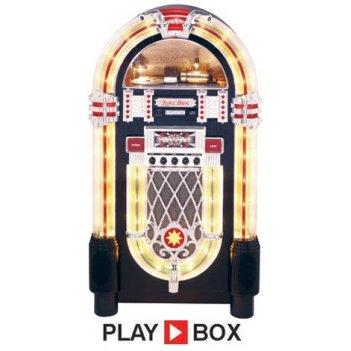 Проигрыватель hollywood-i (cd/cdr/radio/tape) playbox pb-88