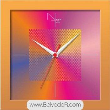 Настенные часы nicole time nt310