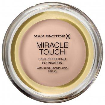 Тональная основа max factor miracle touch spf 30, тон 55 blushing beige