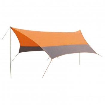 Тент-палатка lite, 440 х 440 х 230 см, цвет оранжевый