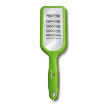 Тёрка мелкая victorinox, 26 см, абс-пластик / сталь, зелёная, в картонной