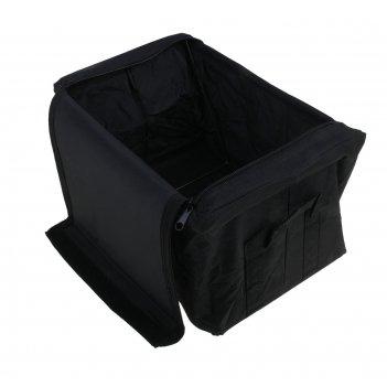 Органайзер в багажник 21*23*34 см текстиль
