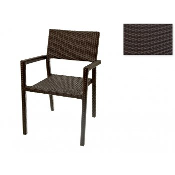 Садовая мебель: кресло (60*56*82см.) (комплектуется: 7430015)