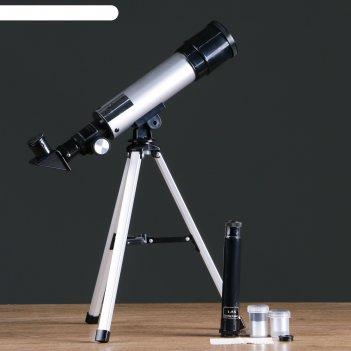 Телескоп настольный сувенирный галилео сменные линзы 20х-30х-40х