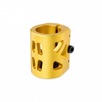 Хомут-b fox ihc d 31.8, 3 bolt standard sized gold