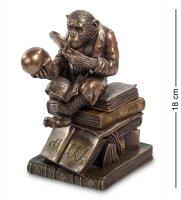 Ws-100/ 1 шкатулка обезьяна с черепом (гуго рейнгольд)