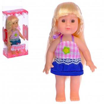 Кукла таня в платье, микс
