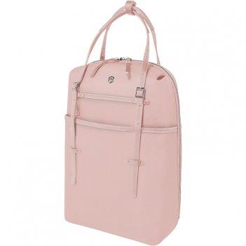 Сумка-рюкзак victorinox victoria harmony 15,6  , розовое золото, нейлон/ко