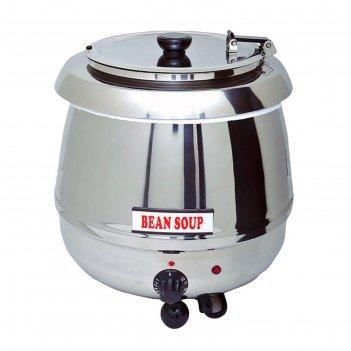 Мармит gastrorag sb-6000s, электрический, настольный, для супов, 10 л, 30-